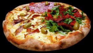 Pizza polonaise