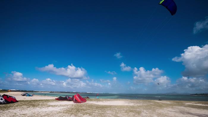 kitesurf île maurice