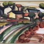 Le style artistique du peintre Priking Franz