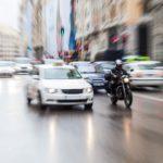Le choix d'utiliser un taxi en moto